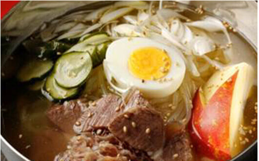 特製ぶたさま冷麺(限定)¥980
